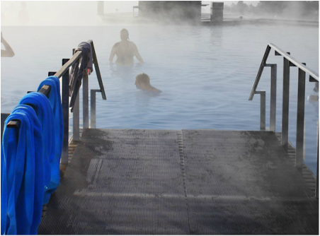 Best cure for jetlag - Iceland, Blue Lagoon, spa, travel, holiday, Nicola Gordon, ZoomTravels