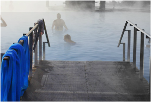 Best cure for jetlag - Iceland, Blue Lagoon, spa, wellness, hotspring, hot spring, travel, holiday